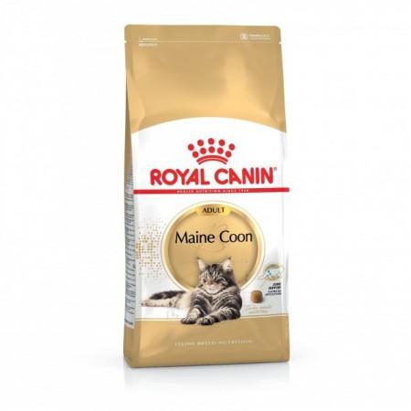 Hrana uscata pentru pisici, Royal Canin, Maine Coon Adult, 4 Kg