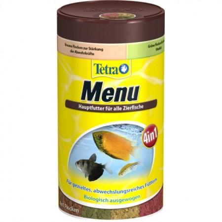 Hrana pentru pesti acvariu, Tetra, Meniu, 100 ml