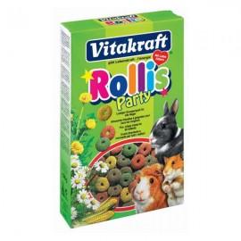 Hrana pentru rozatoare, Vitakraft, Rollis Party, 500 G