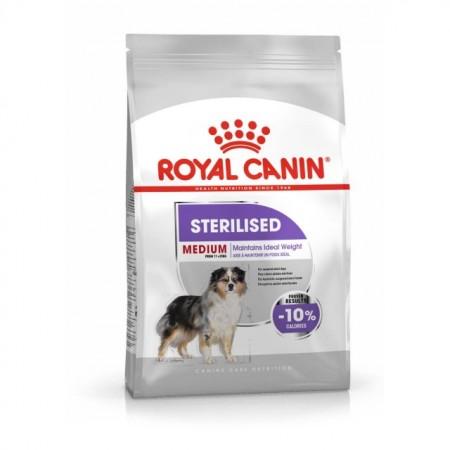 Hrana uscata pentru caini, Royal Canin, Medium Sterilised Adult, 3 Kg