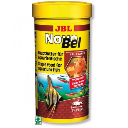 Hrana pentru pesti, JBL, NovoBel 250 ml