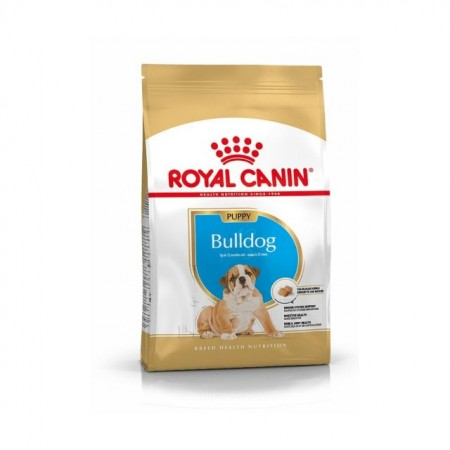 Royal Canin Bulldog Junior, 3 Kg