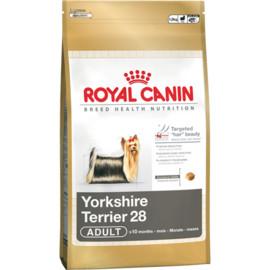 Hrana uscata caini Royal Canin Yorkshire Adult, 500g