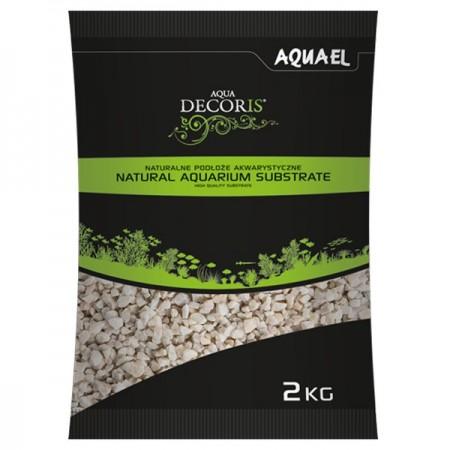 Substrat pentru acvariu, Aquael Nisip Dolomite, 3-5 mm, 2 KG