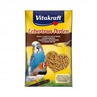 Vitamine pentru pasari, Vitakraft, Perus, Lebertran