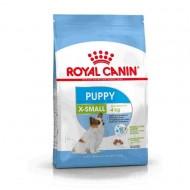 Hrana uscata pentru caini, Royal Canin, X-Small Puppy, 1,5 KG