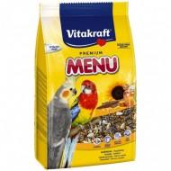 Hrana pentru pasari, Vitakraft Meniu Nimfa, 3Kg