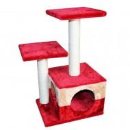 Ansamblu joaca pisici, Pet Expert, Red Home SBE1113