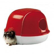 Casuta hamster, Ferplast, Dacia 4634 Mixed Colours
