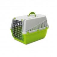 Cusca transport pentru pisici, Pet Expert, Smart, 56 CM, Lemon
