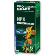 Fertilizator plante acvariu, JBL, ProScape NPK Macroelements, 250 ml