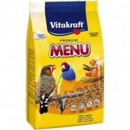 Hrana pentru pasari, Vitakraft Meniu Exotice, 500g