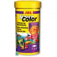 Hrana pentru pesti, JBL, NovoColor 250 ml
