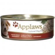 Hrana umeda pentru caini, Applaws, File Pui si Orez,156 g