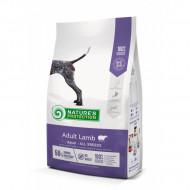 Hrana uscata pentru caini, Natures Protection, Adult Miel All Breeds, 12 kg
