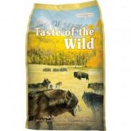 Hrana uscata pentru caini, Taste of the Wild, High Prairie, 12,2 Kg