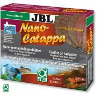 Tratament pentru pesti, JBL NanoCatappa  frunze