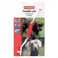 Periuta dinti pentru caine, Beaphar Toothbrush