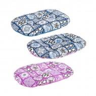 Pernita pentru pisica, Ferplast, Relax 45/2, Violet/Albastru