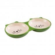 Castron pentru pisica, Ferplast, Ceramica Izar, 0.23L