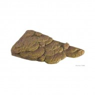 "Decor terariu, Exo Terra, Turtle Bank Large, 40.6 x 24.0 x 7.0 cm (15.98"" x 9.45"" x 2.76""), PT3802"