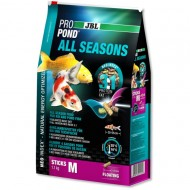 Hrana pentru pesti iaz, JBL ProPond All Seasons M, 4,3 kg