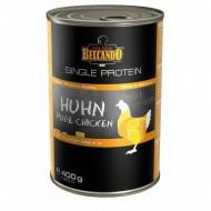Hrana umeda pentru caini, Belcando, Single Protein Pure Chicken, 400 g