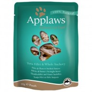 Hrana umeda pentru pisici, Applaws, Ton si Ansoa, 12 x 70 g