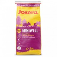 Hrana uscata pentru caini, Josera, Miniwell, 15kg