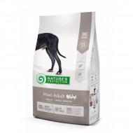 Hrana uscata pentru caini, Natures Protection, Maxi Adult, 12kg