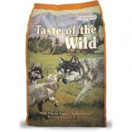 Hrana uscata pentru caini, Taste of the Wild, High Prairie Puppy, 12,2 Kg