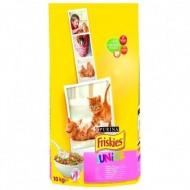 Hrana uscata pentru pisici, Friskies, Junior, 10kg