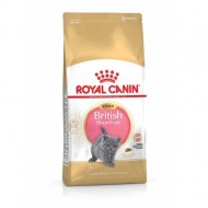 Hrana uscata pentru pisici, Royal Canin, British Shorthair Kitten, 2 Kg