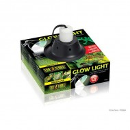 "Lampa pentru terariu, Exo Terra, Glow Light - Medium - 21 cm (8.5"") - 100W, PT2054"