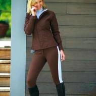 Pantaloni echitatie dama, Ekkia, Pro Fun Line CHOC.36 979322036