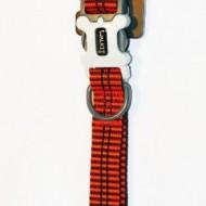 Zgarda caine, Walkit Electric Orange, L 2.5 X 40-66 CM