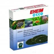 Burete filtru, Eheim, Carbon, Fin, Ecco Pro, 3 Buc