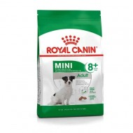 Hrana uscata pentru caini, Royal Canin, Mini Adult +8, 2 Kg