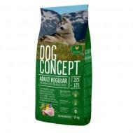 Hrana pentru caini, Dog Concept, Adult Regular, 15 KG