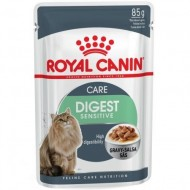 Hrana umeda pentru pisici, Royal Canin, Digest Sensitive, 85 g