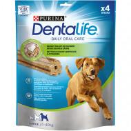 Recompense pentru caini, Purina Dentalife Large, 142 G