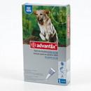 Antiparazitare Advantix 400 (25-40 kg) x 1 pipeta