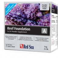 Conditioner pentru apa marina, Red Sea, Reef Foundation A (Ca/Sr) – 1kg
