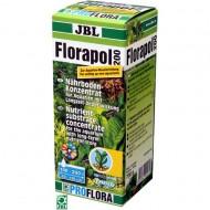 Fertilizator pentru plante acvariu, JBL Florapol 200, 700g