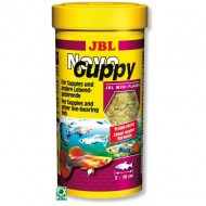 Hrana pentru pesti, JBL, NovoGuppy 250 ml