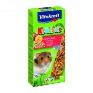 Hrana pentru rozatoare, Vitakraft, Baton Hamster, Fructe/Cereale, x 2 BUC