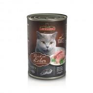 Hrana umeda pentru pisici, Leonardo Iepure 400 G