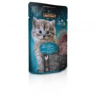 Hrana umeda pentru pisici, Leonardo, Kitten, 85 GR