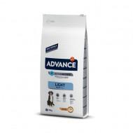 Hrana uscata pentru caini, Advance, Maxi Light, 15 Kg