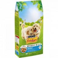 Hrana uscata pentru caini, Friskies, Junior, 15 KG